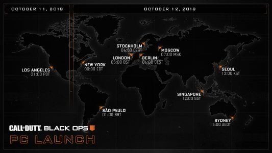 Score 15% off Call of Duty: Black Ops 4 PC deals for release week