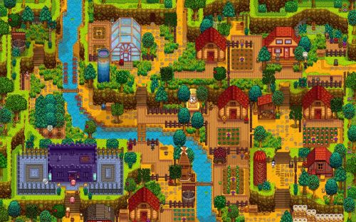 Stardew Valley creator dishes on the upcoming massive 1.4 update