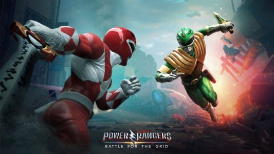 Power Rangers Fighting Game Battle For The Grid Starts Rolling Out Next Week