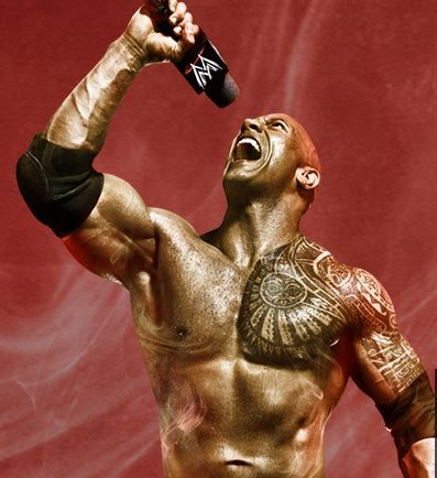 Gearbox boss wants The Rock to star in Borderlands movie. as Claptrap