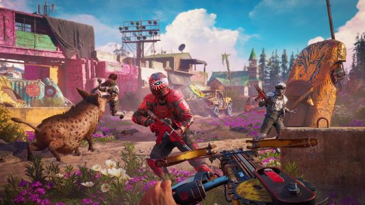 Ubisoft says Far Cry New Dawn is going to be more RPG focused
