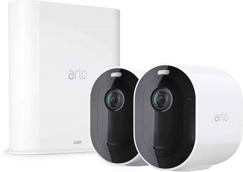Secure Your Home With Two Arlo Pro 3 Security Cameras For Just $229