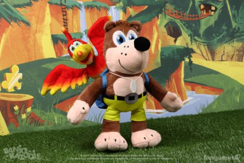 Fangamer's Banjo-Kazooie Plush Set is Available Now at Best Buy