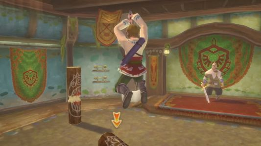 Skyward Sword fatal blow - how to unlock and use it