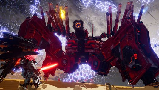 Daemon X Machina free collaboration DLC 'The Witcher 3: Wild Hunt' now available in Japan