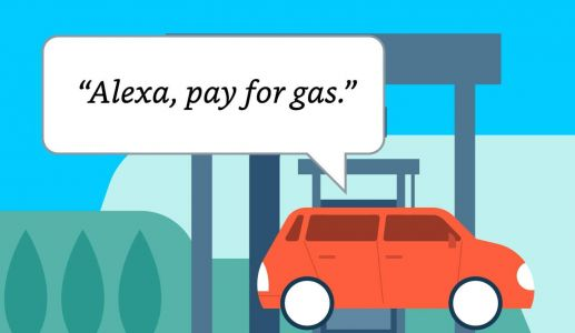 How To Pay For Gas With Amazon Alexa