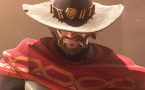 McCree is now Cole Cassidy in Overwatch