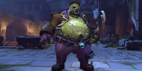 Hilarious Overwatch Video Shows Soldier 76 'Summoning' Junkenstein's Monster
