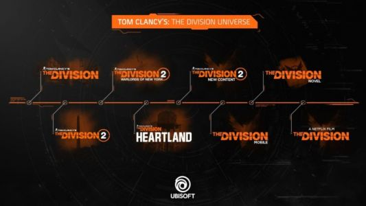 Ubisoft is bringing The Division to smartphones, just as Tom Clancy would have wanted