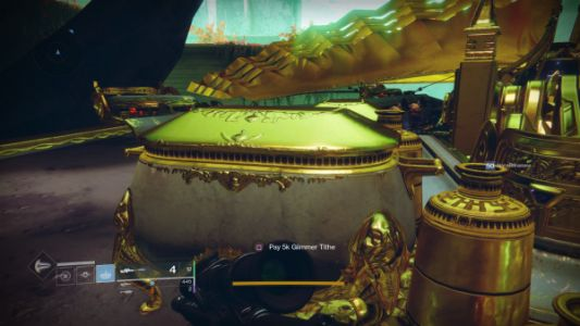 Destiny 2: Imperial treasure map locations