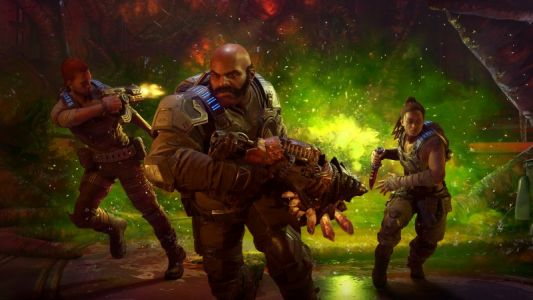 Gears 5 Versus Play Test Now Live