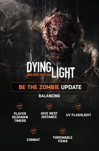 Dying Light Be the Zombie Update Hits Consoles Along With Balance Patch