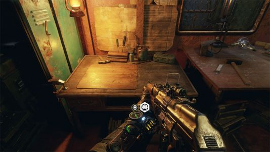 Where To Find Crafting Workbench In Metro Exodus
