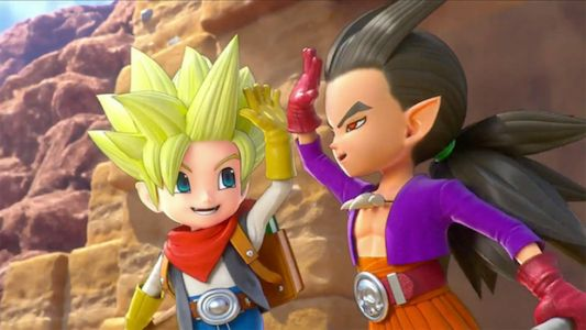 Dragon Quest Builders 2 Launching In The West On July 12