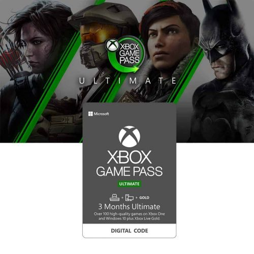 Get 6 Months Of Xbox Game Pass Ultimate For Just $45!