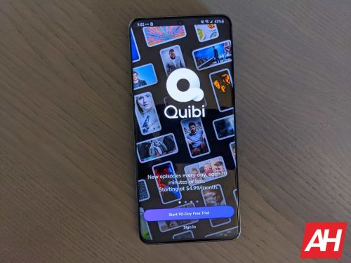 Quibi Launches With A Focus On Short-Form Video Content