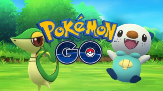 Gen V Pokémon Come to Pokémon Go