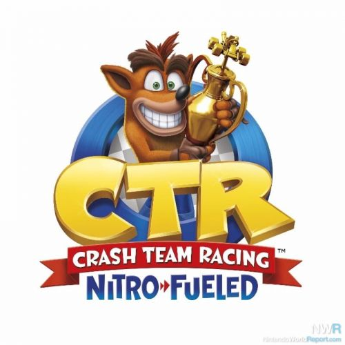 Activision Announces Crash Team Racing Will Include All 13 Tracks From Crash Nitro Kart