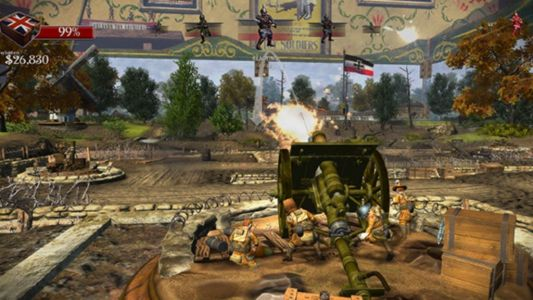 Toy Soldiers HD Launching in August, Gets Announcement Trailer