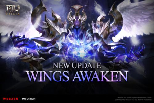 MU Origin 10.0 Update 'Wings Awaken' Adds New PvP Event & More