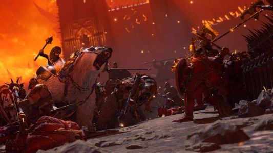 Total War: Warhammer III Features Huge Survival Battles
