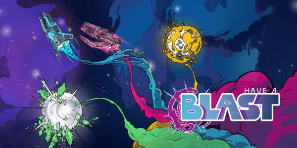 Multiplayer Party Shooter Have a Blast Coming August 26