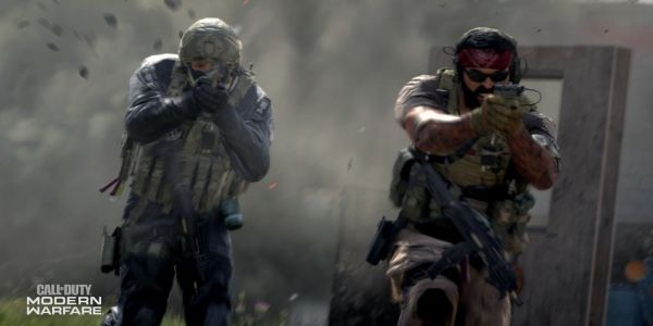Big Call of Duty: Modern Warfare Update 1.09 Adds Classic Spec Ops Mission, Gun Game, and More