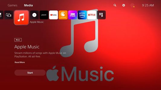 Got an Apple Music subscription? You can now download it on your PS5