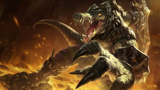 League of Legends: Wild Rift Renekton - release date and build