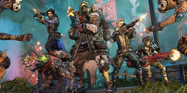 Borderlands 3: When Can You Equip Class Mods | Game Rant
