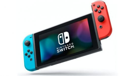 Switch has its single-best sales week ever over Thanksgiving with over 830,000 units sold