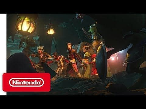 Dragon Quest XI S Definitive Edition Gets A Switch Release Window