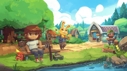 Hokko Life launches on Early Access on June 2nd
