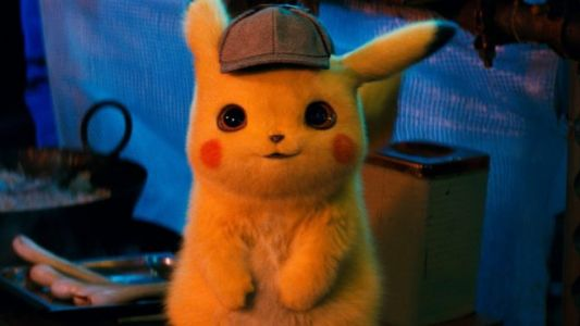 "New ""Big"" Trailer For Pokémon: Detective Pikachu Released"