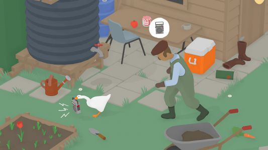 Untitled Goose Game Announced for PS4, Out on December 17th