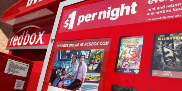 Redbox Discontinues Option to Rent Games | Game Rant
