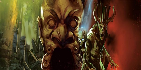 Dungeons and Dragons: Creepiest Classes For Halloween   Game Rant