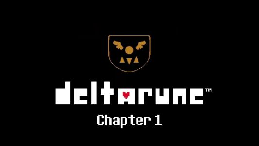 Deltarune sounds perfect on the Switch