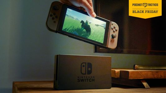 Black Friday Nintendo Switch deals on bundles, games, accessories, and more