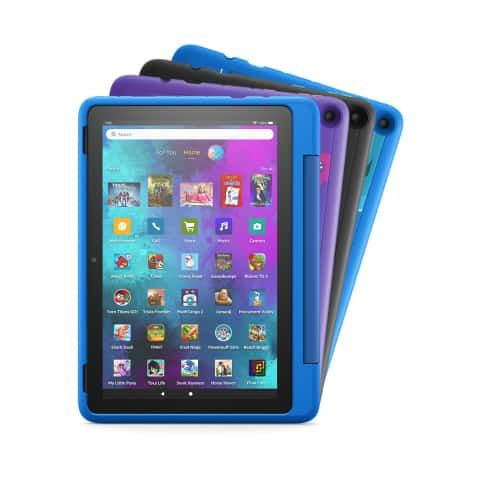 New Fire Tablets For Kids Are Here With A Refreshed Design