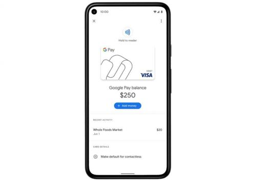 Google Pay Now Lets You Pay With Wallet Balance At NFC Terminals