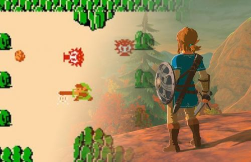 The Destructoid Community looks back at 35 years of The Legend of Zelda