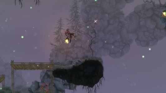Salt and Sacrifice Gameplay Grapples With Savage Enemies and Wicked Mages