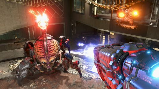 DOOM Eternal - Master Levels Revealed in New Gameplay Video