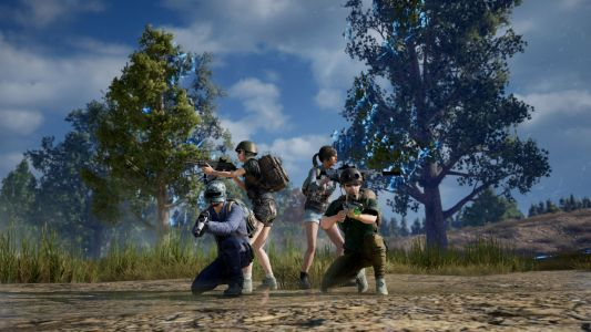 You can now create cross-platform parties in PUBG