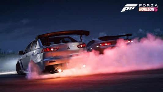 Here's an early look at some Forza Horizon 5 gameplay footage