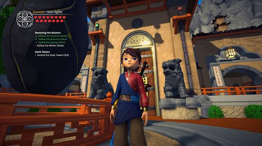 Ary and the Secret of Seasons Preview: Nary a Reason Not to Play