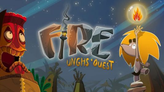 Fire: Ungh's Quest Now Available for Nintendo Switch