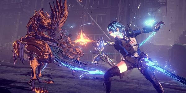 Astral Chain Reveals 35 Minutes of New Gameplay   Game Rant