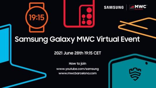 Samsung Schedules Its Virtual Press Event For MWC 2021
